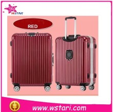 wheeled luggage bag,abs travel trolley suitcase sets,cheap luggage set