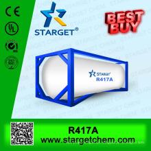 13,6 kg Gás refrigerante r417a em cilindro de 30 lb