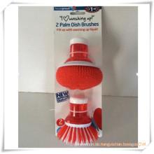 Küche Waschbürste Werkzeuge Geschirrspülen für Werbegeschenke (HA04018)