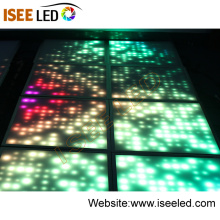 Night Club DMX Led Video Panel de luz de pared