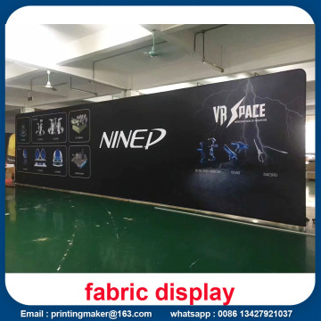 Trade Show Tension Fabric Displays