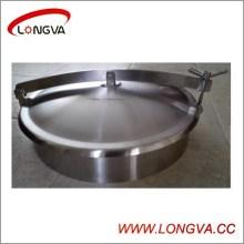Sanitaire Ss304 non-pression rond manhole