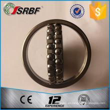 SRBF rodamientos de bolas autoalineables 1212