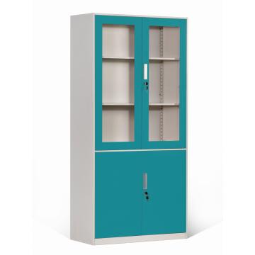 Narrow Frame Design Steel Storage Cupboards