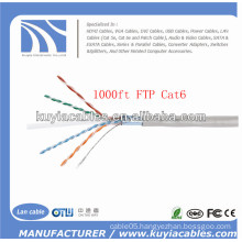 1000FT/305M FTP Cat6 Network Cable