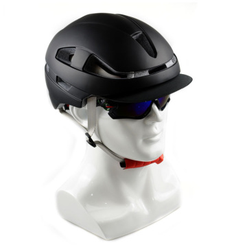 Estilo urbano fresco recreativa ciclismo bicicleta capacete