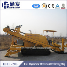Forward Horizontal Directional Drilling Machine for Underground Engineering Communications