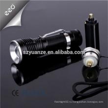 Горячий факел сбывания водить, самый мощный факел проблескового света водить