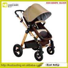 Carrinho de passeio novo do bebê do projeto da boa qualidade, carrinho de bebê do superman do guarda-chuva, carrinho de bebê alegre