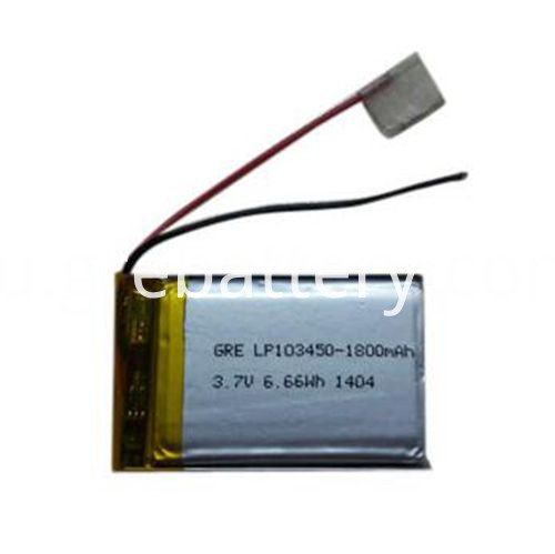 lithium ion polymer