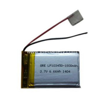 The best lithium ion polymer battery 1800mAh