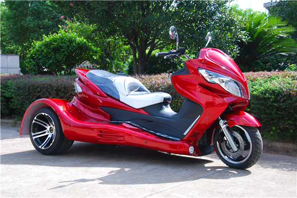 300 cc Road Legal Trike