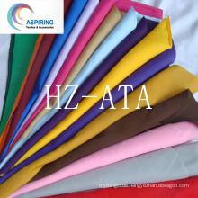 Tc Popeline Stoff gekämmtes Baumwollgewebe für Kleidungsstück