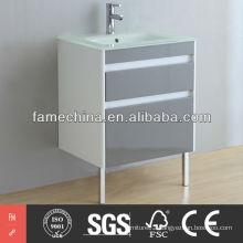 2013 New High Glossy WaLL MDF bathroom Vanity