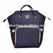 Мама сумка рюкзак детские сумки 2018 новый дизайн мягкий водонепроницаемый