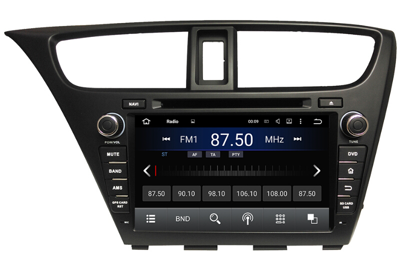 Android 7.1.1 Car DVD Player