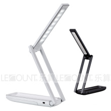 Ultrathin Wide Range Foldable LED Table Lamp Powered by 4PCS AA Batteries (LTB771)