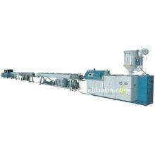 La última línea de extrusión de tuberías PP-R / PE-RT / PE / PEX