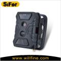 cámara de monitoreo de seguridad soporte al aire libre wifi / gprs / 3g teléfono móvil activo operado con batería para la vigilancia de área remota