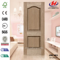 16.8mm Modern European Black Oak Door SKin