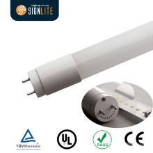 Luz do tubo do diodo emissor de luz de 120cm 18watt T8 com aprovaçã0 do CE do UL de TUV Dlc