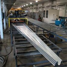 Rouleau de toit de silo formant la machine