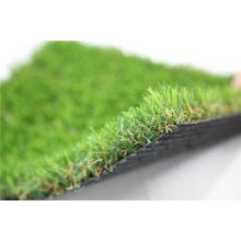 PE & PP Natural Looking Green Artificial Grass Turf Lawns 3