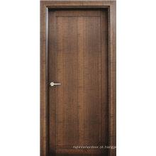 Preço acessível Fabricação turca Pvc Coated WPC Door
