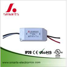 caja de plástico con corriente constante (8-12) x1w 300ma potencia led driver