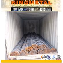 Barra redonda de acero inoxidable ASTM A276 420/410