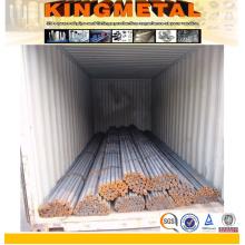 Barra redonda de aço inoxidável de ASTM A276 420/410