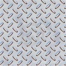 6181A aluminum alloy plain diamond metal sheet / plate