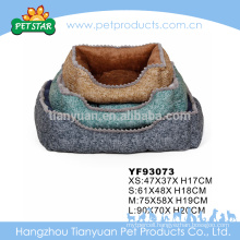New Design Luxury Promotion Wholesale Luxury Cheap Pet Bed For Dogs