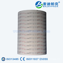 Medical Dialyze Paper For Blister Packing syringe/needle