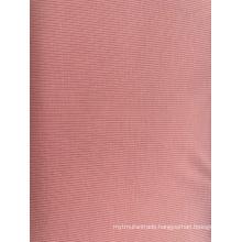Rib Knit Stretch Fabric For Cuff