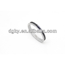 Stainless Steel Hot sale Classical Diamond Men Ring
