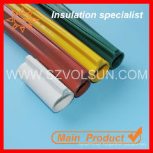 Silicon rubber insulation sleeve for overhead cross line
