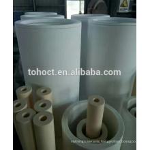 Good thermal shock long life 45---99.7% big size alumina sic zirconia mullite ceramic tube pipe rod for furnace refractory