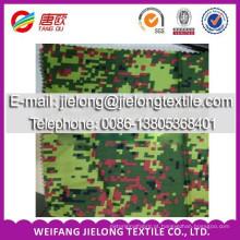 T / C camuflagem tecido estampado para o vestuário em weifang china