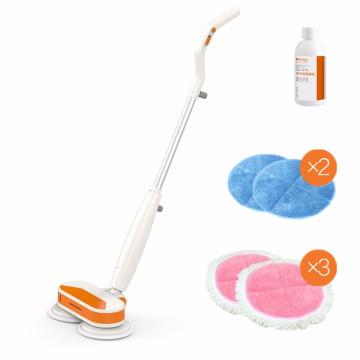 new fashionable stylish wet and dry floor mop ultrasonic chamber cleaning machine