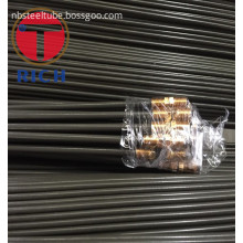 PVF/Copper Coating Single Wall Bundy Tube For Brake System