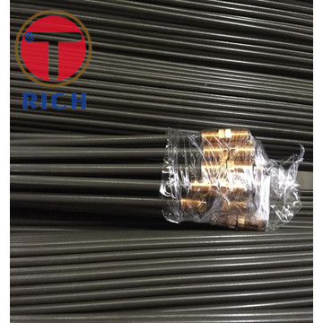 Double Wall Galvanized Bundy Tube For Automobile Brake