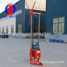 QZ-2A Electric Sampling Drilling machine soil nail drilling equipment car hand well drilling auger with low price