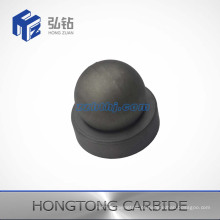 Esfera do carboneto de tungstênio dos padrões do API para o óleo