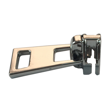 No.5 Stainless Steel Autolock Slider for Garment Zipper