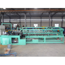 Fully-Automatic Diamond Chain Link Mesh Fence Wire Fencing Weaving Machine