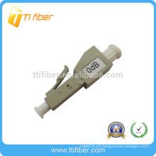 OdB atenuador multimodo de fibra óptica