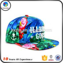 custom design your own printing snapback hat