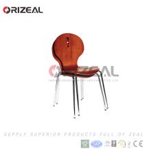 Silla de madera contrachapada OZ-1082- [catálogo]