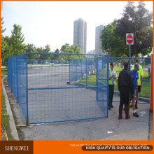 Temporary Fence for Canada Market
